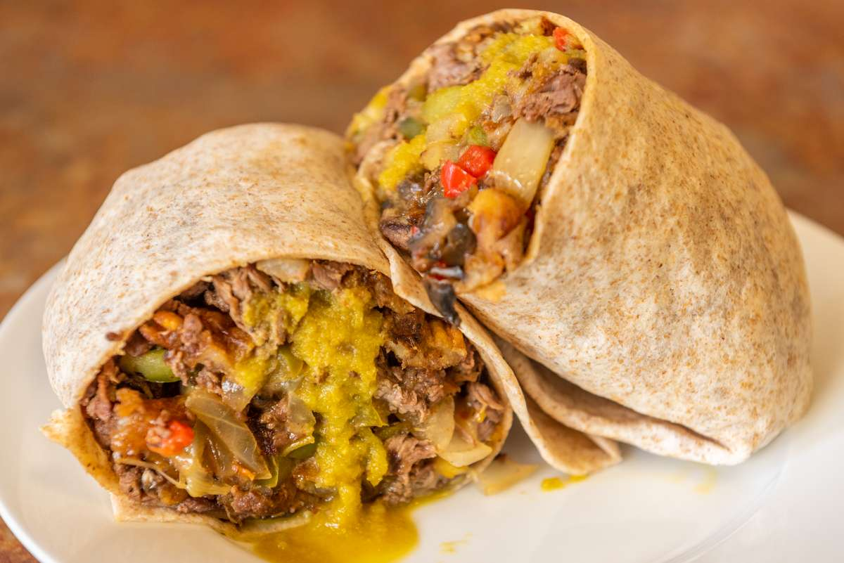 Five Star Steak Wrap