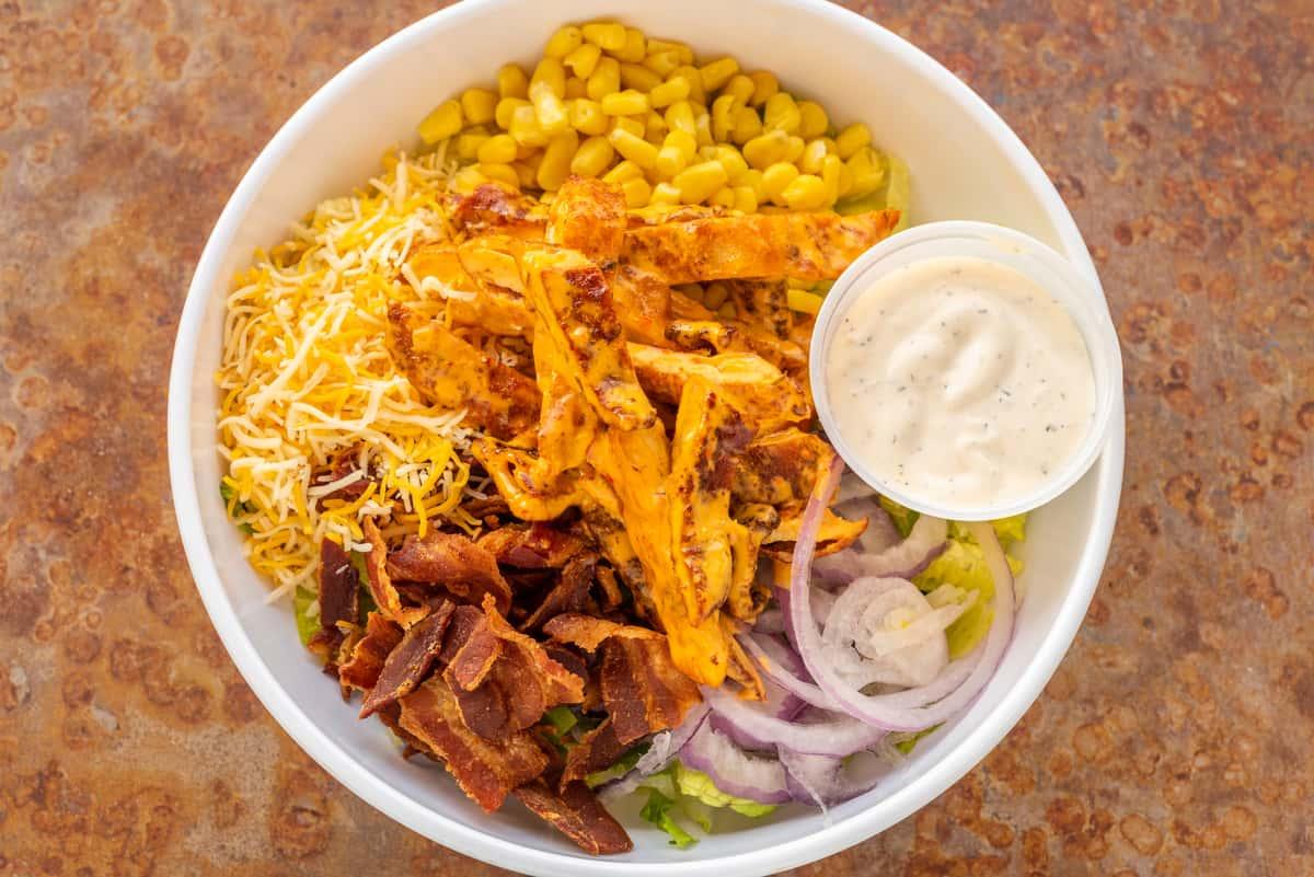 Sin City Salad