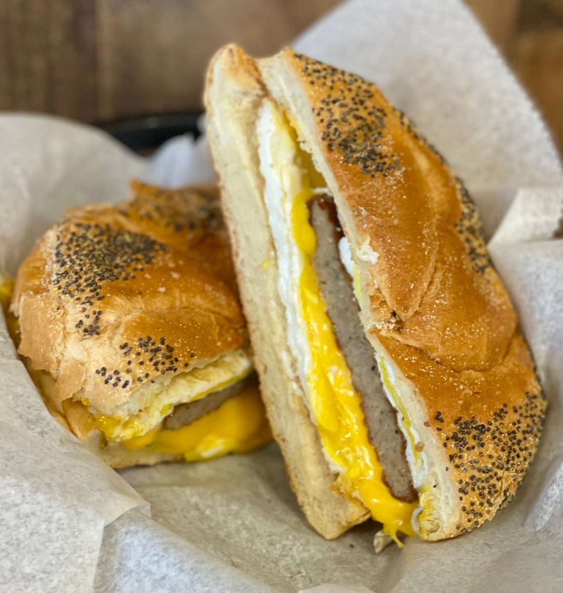 Egg and Cheese