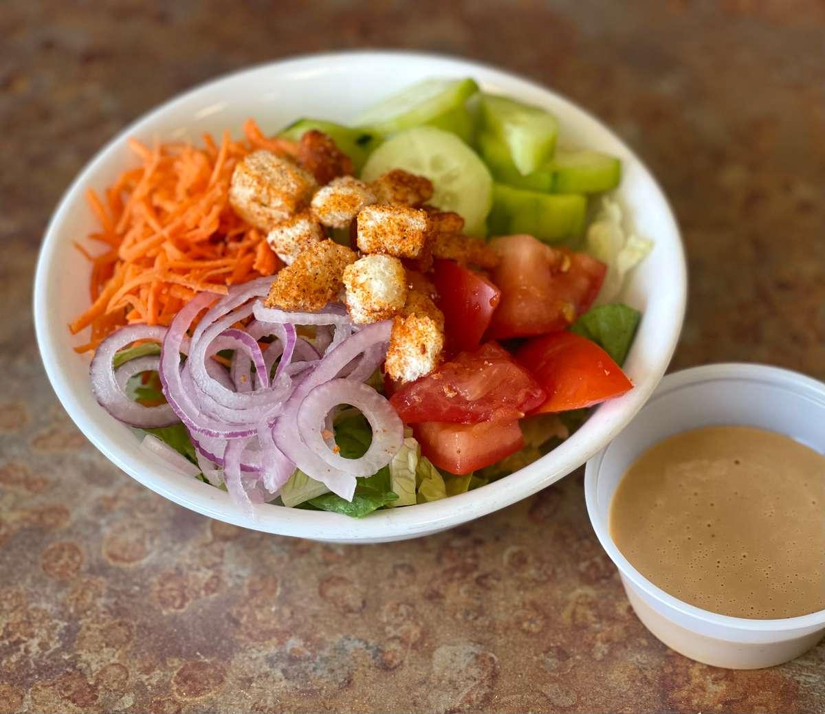Side Garden Salad