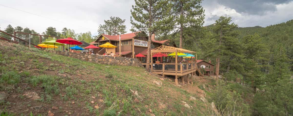 Lariat Lodge in Evergreen