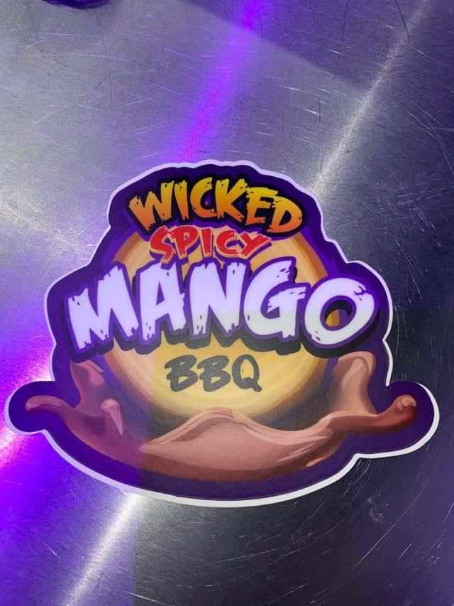 Mango (2 Oz)