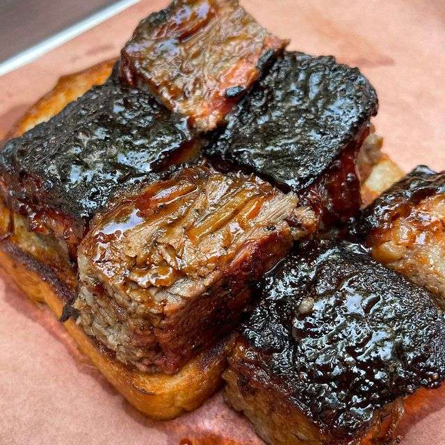 BURNT ENDS 1/2LB (FRIDAY'S ONLY)