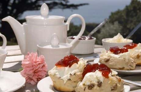 Our Afternoon Cream Tea