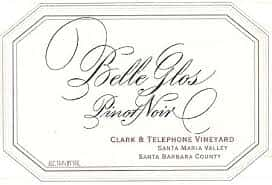 Pinot Noir, Belle Glos, USA