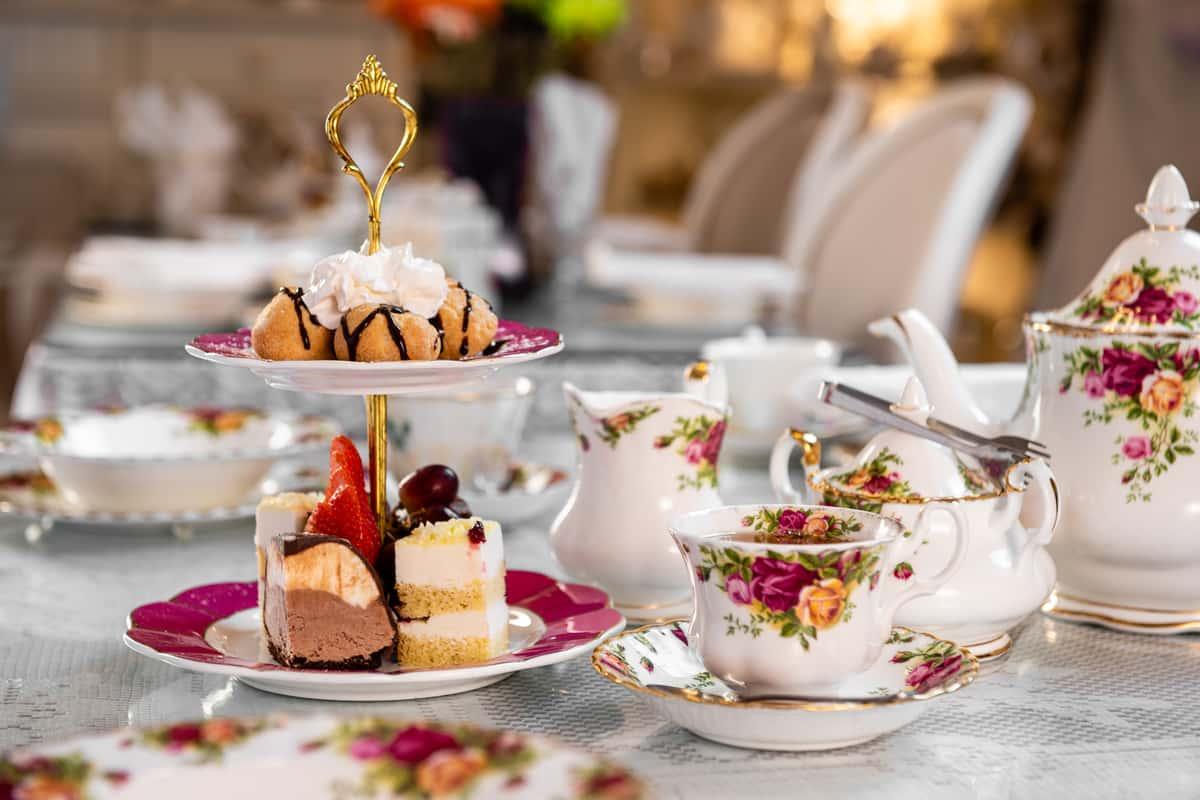 Princess Kate High Tea
