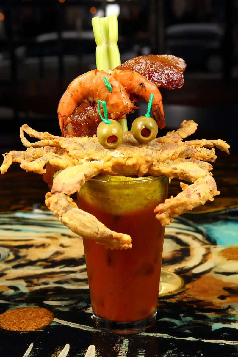 Standard Bloody Mary