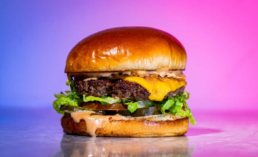 Umami Classic Burger