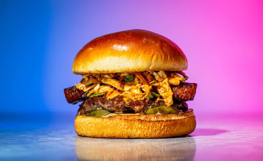 K Town Burger