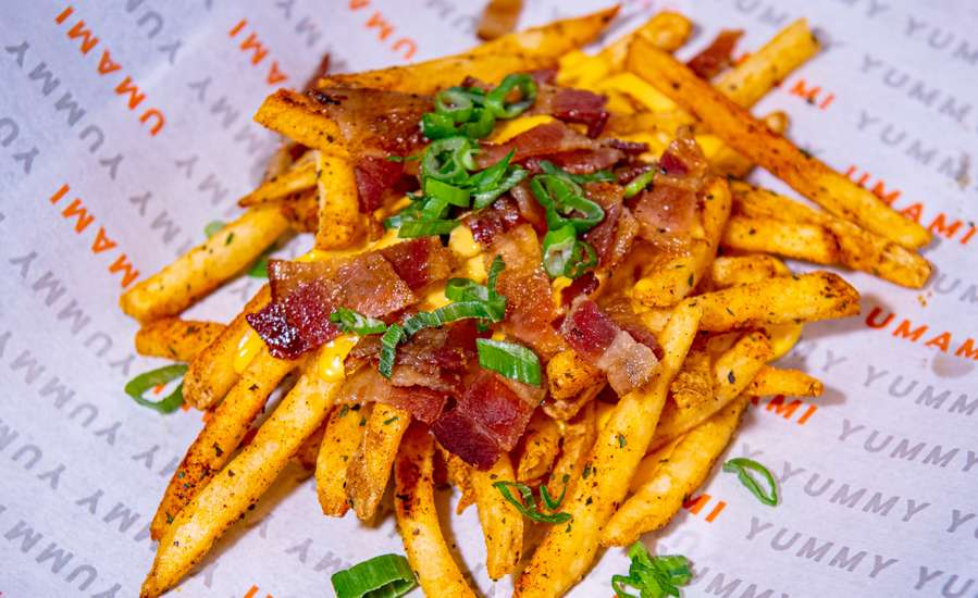 Manly Fries