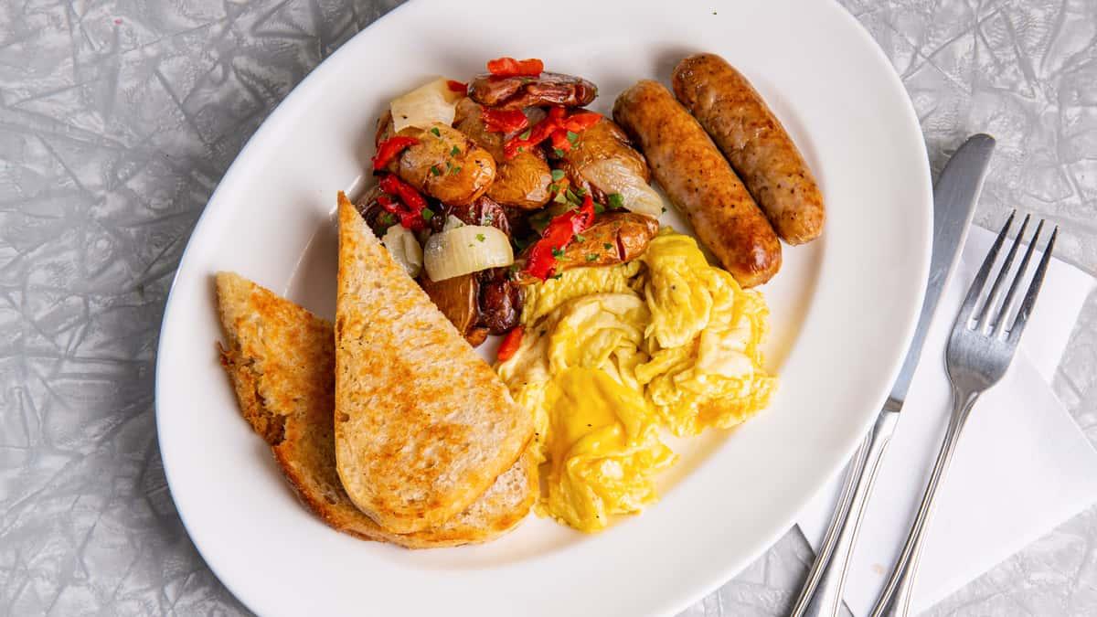Umami Egg Breakfast
