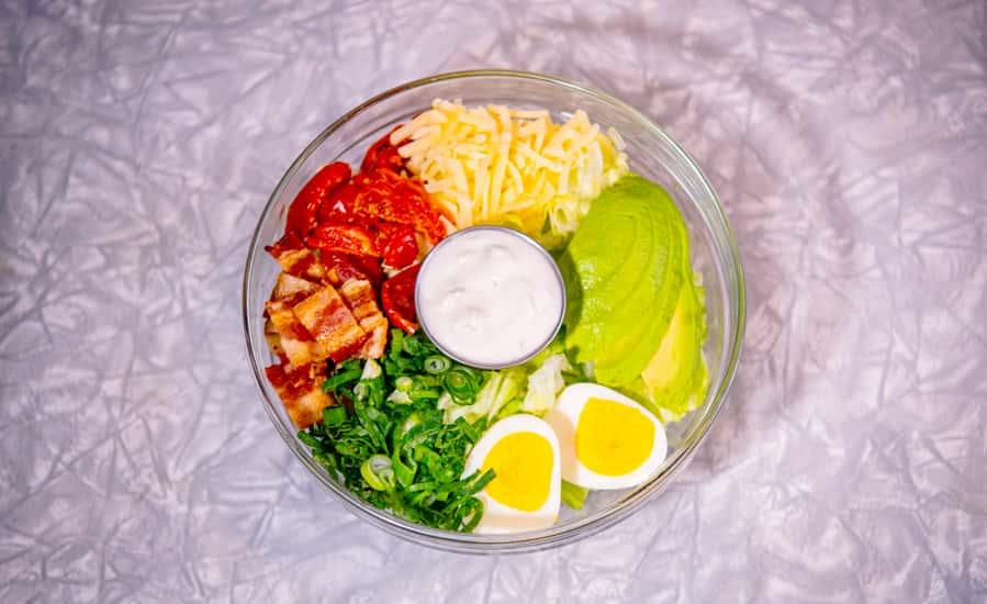 Umami Cobb Salad