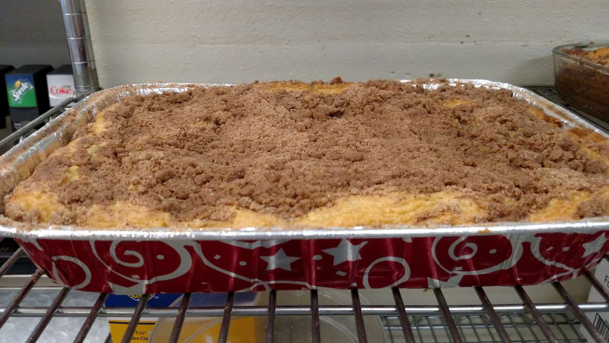 Whole Coffee Cake
