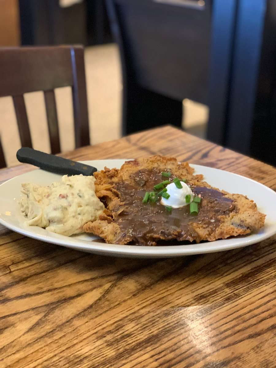 Harrigan's Smothered Chicken Fry