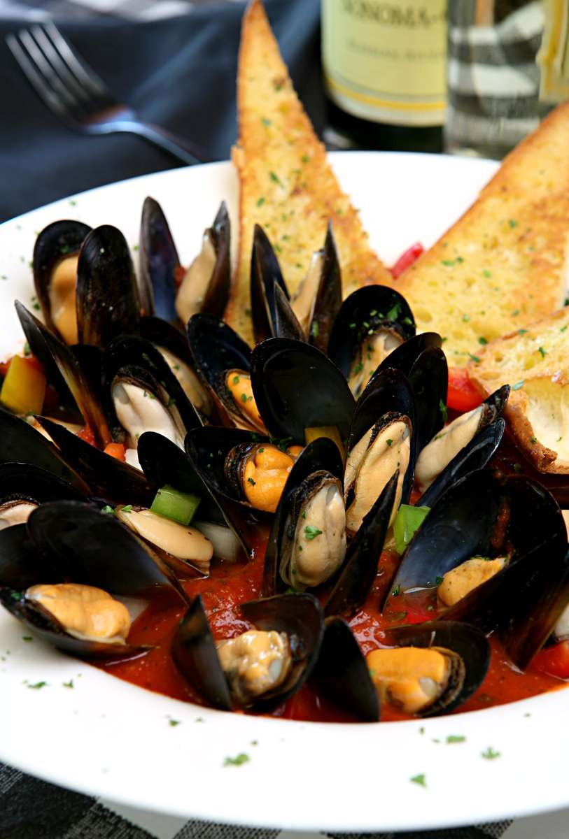 P.D.'s Mussels