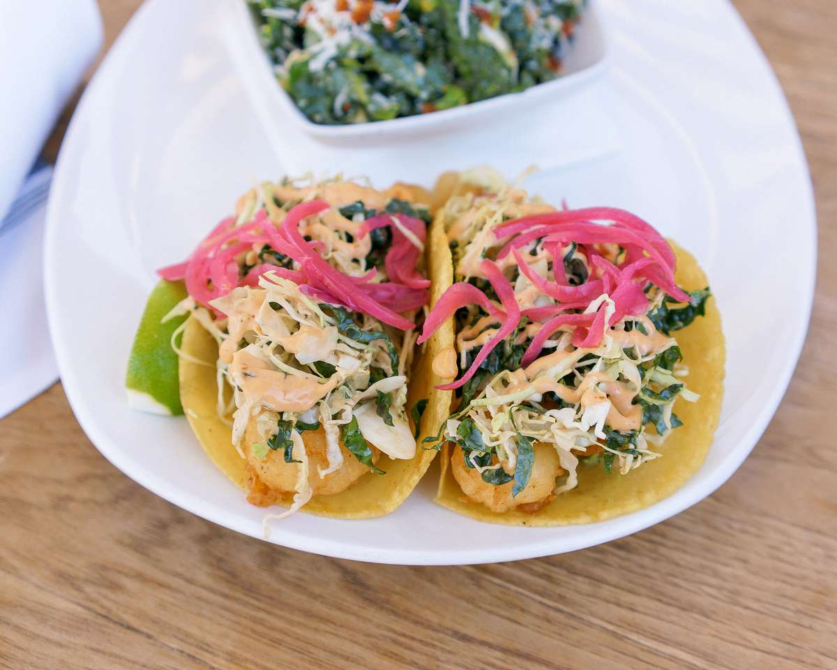 Crispy Fish Tacos*