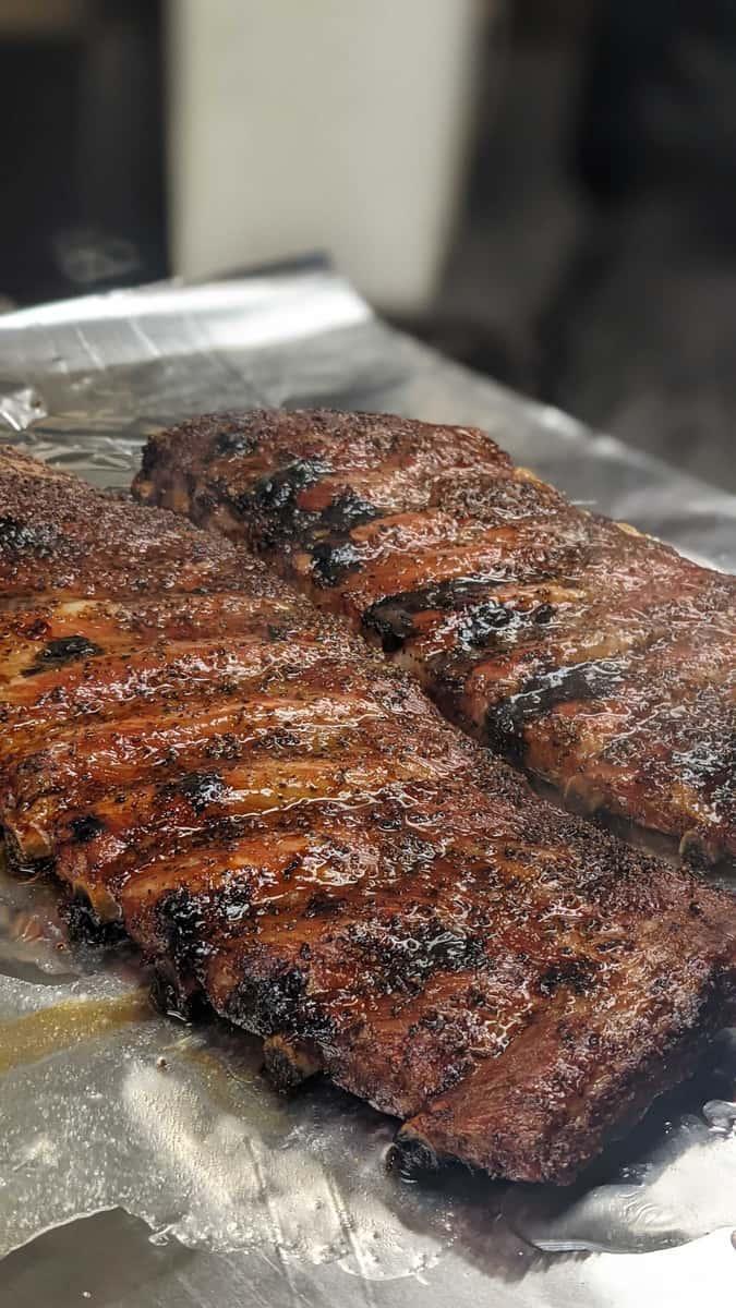 St. Louis Pork Ribs