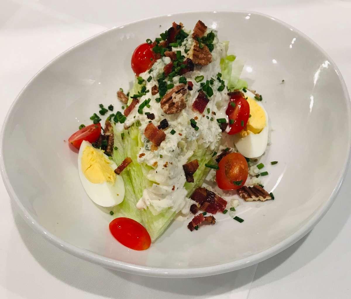 Blue Wedge Salad