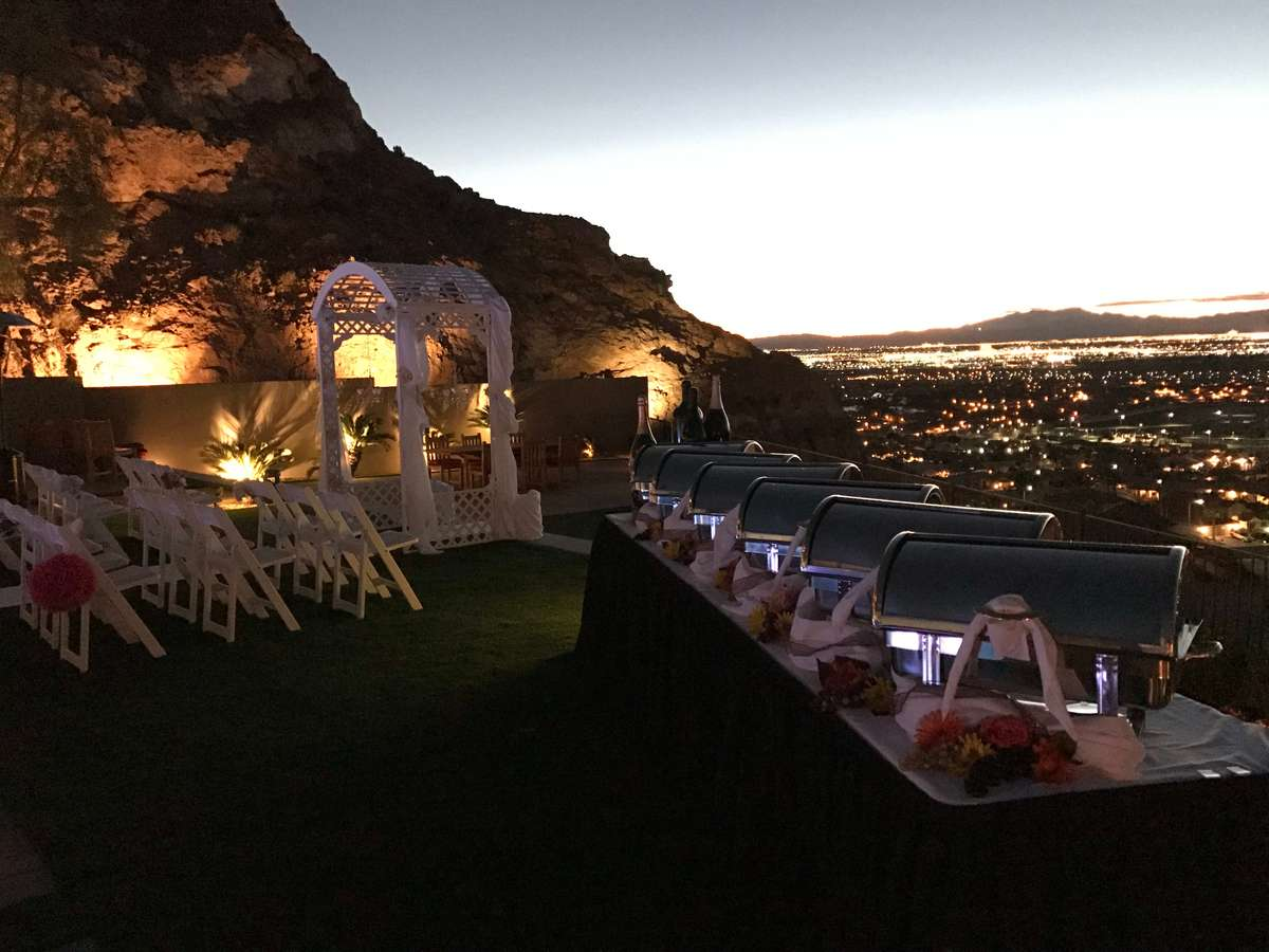 view at catering