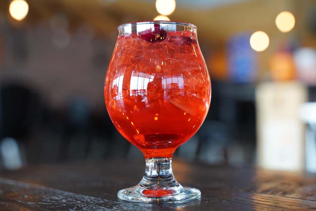drink sparkling apple