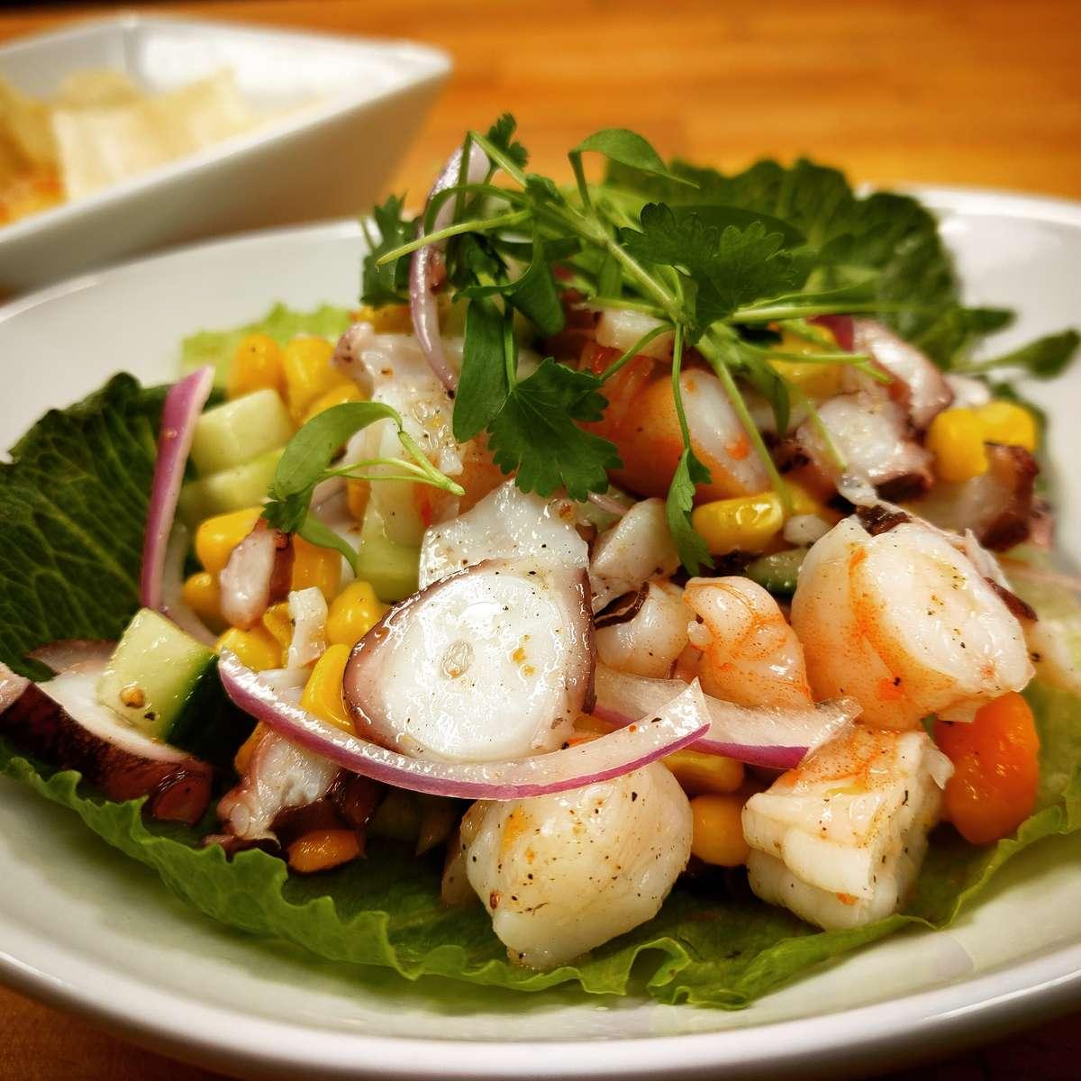 Shrimp & Octopus Ceviche
