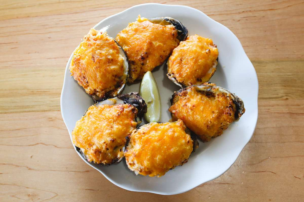 Crabby Oysters
