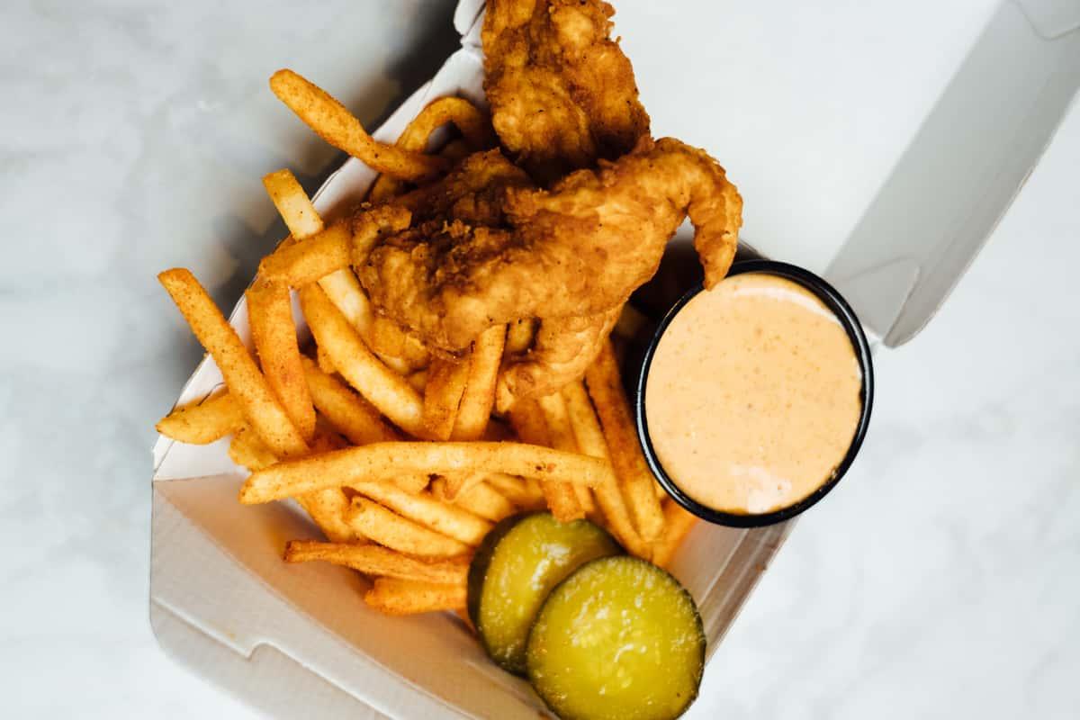 #4 Chicken Hawk Box