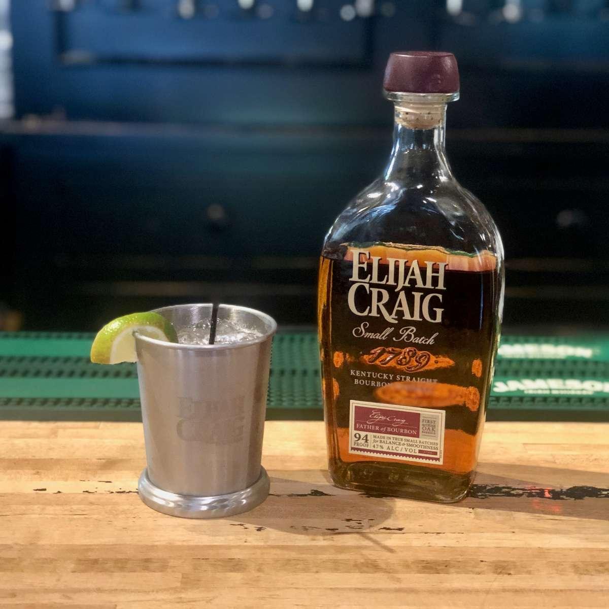 Kentucky Mule (Bourbon)