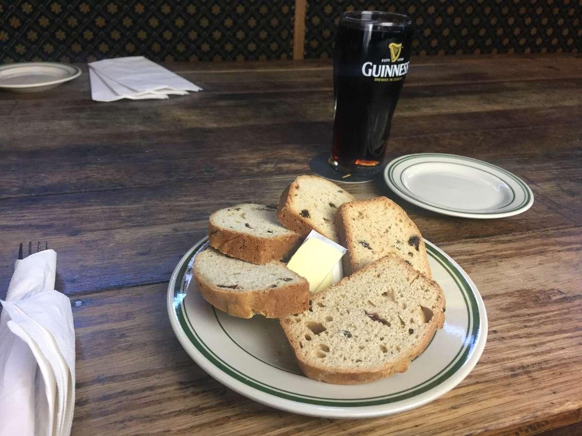Irish Soda Bread Plate