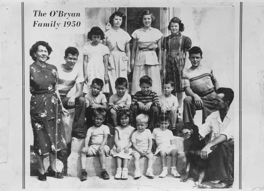o'bryan family photo