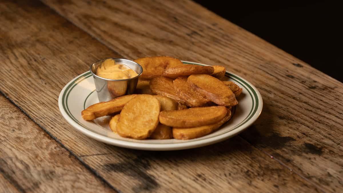 Side of Pub Chips