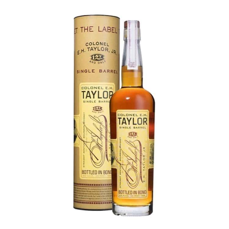 E.H. Taylor Single Barrel