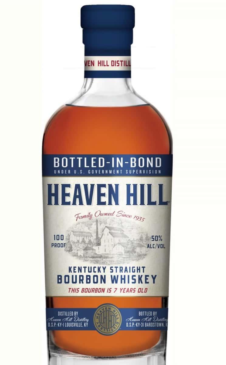 Heaven Hill 7 Year Bottled in Bond
