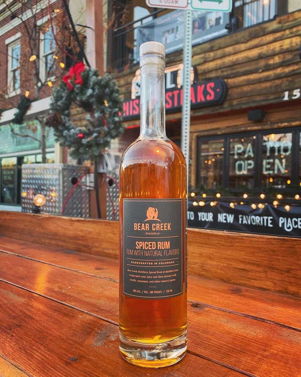 Bear Creek Spiced Rum