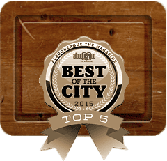 best of the city 2016 top 5