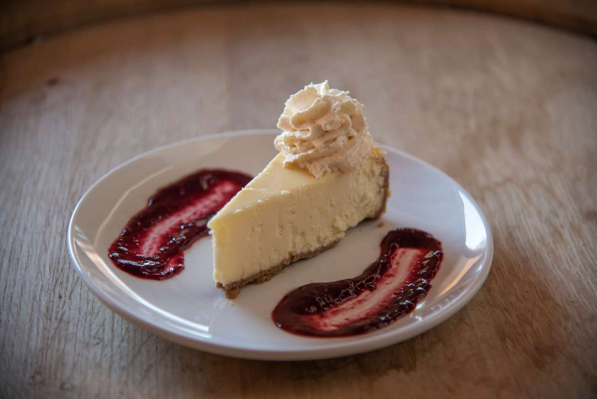 NY Style Cheesecake