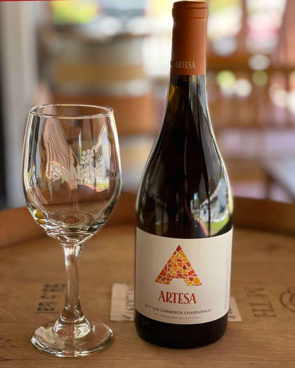 Artesa Chardonnay, Carneros