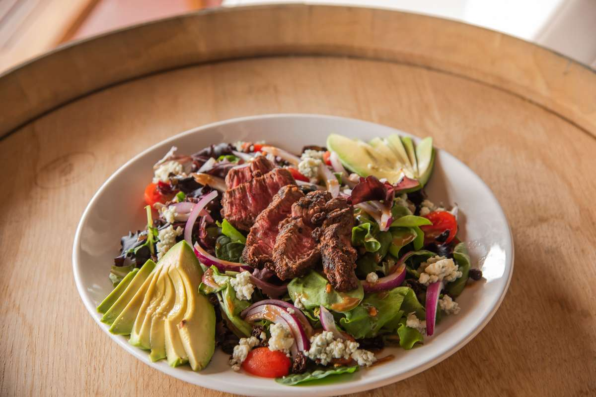 Silverado Steak Salad