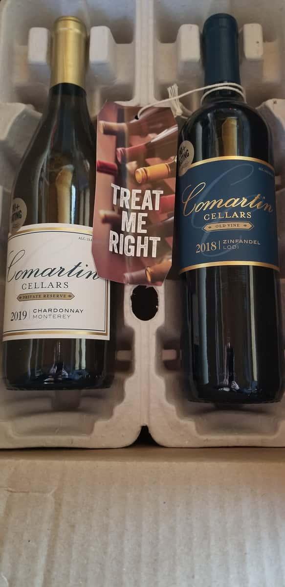 California Wine Club Wine Review