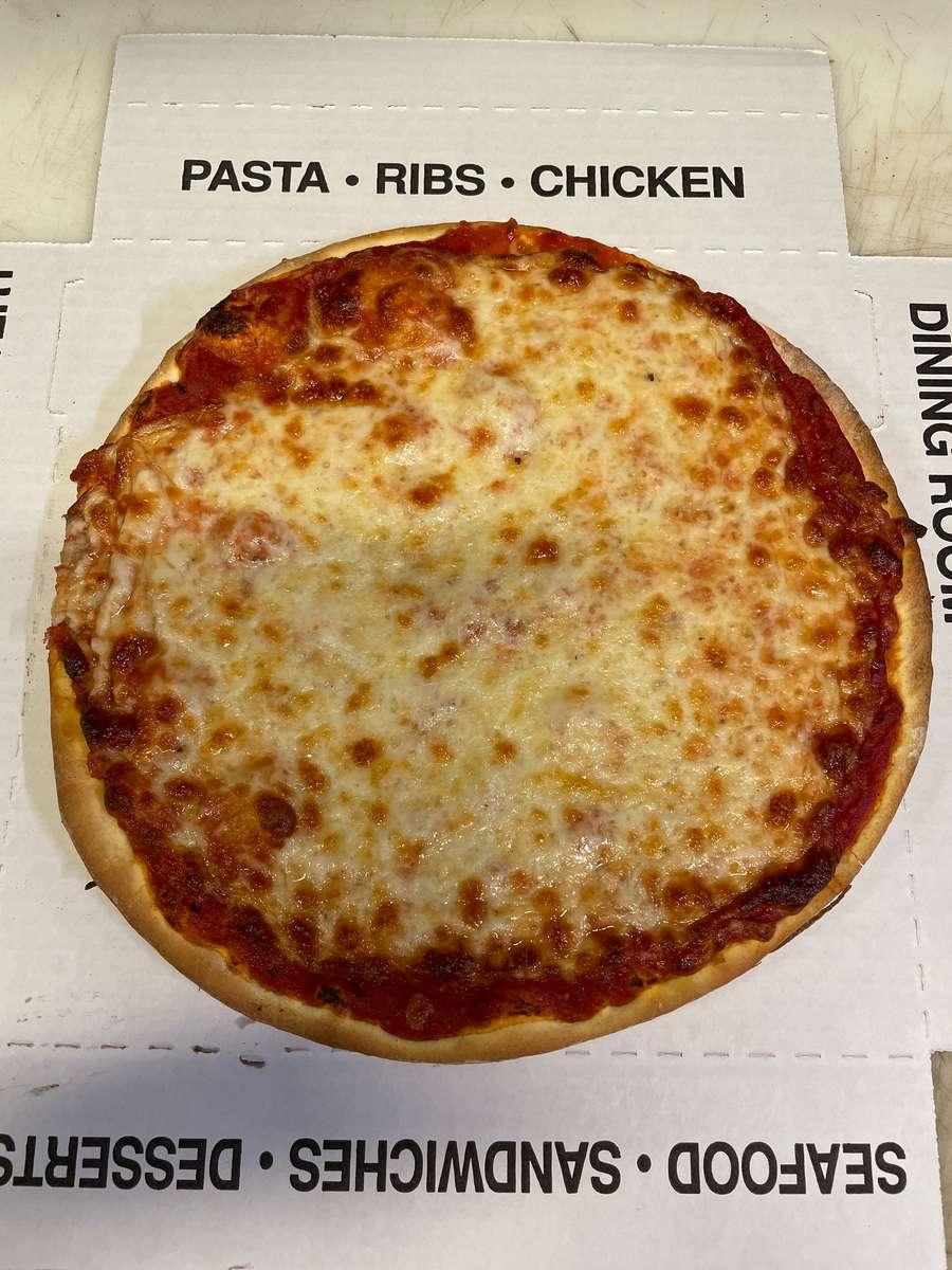 "Medium 12"" Cheese Pizza"