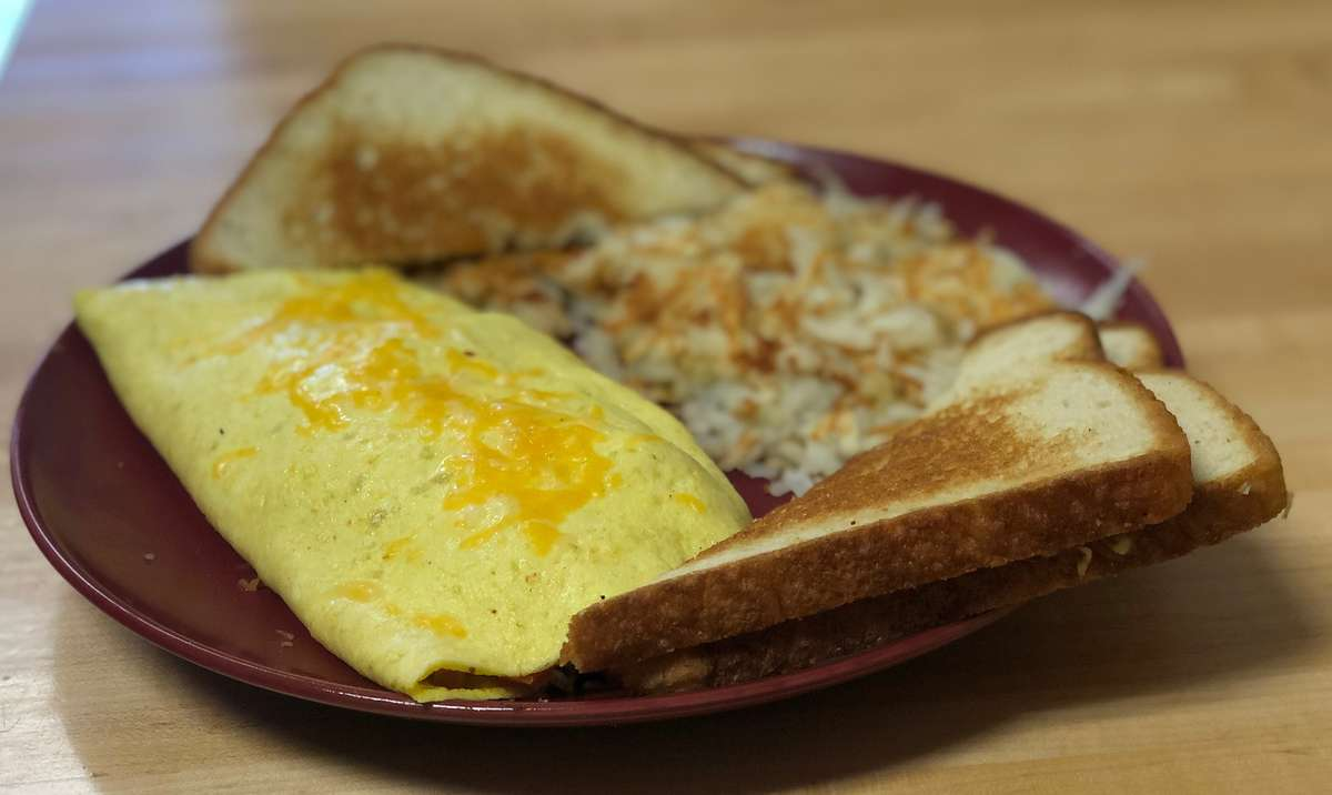 Your Omelet, Your Way