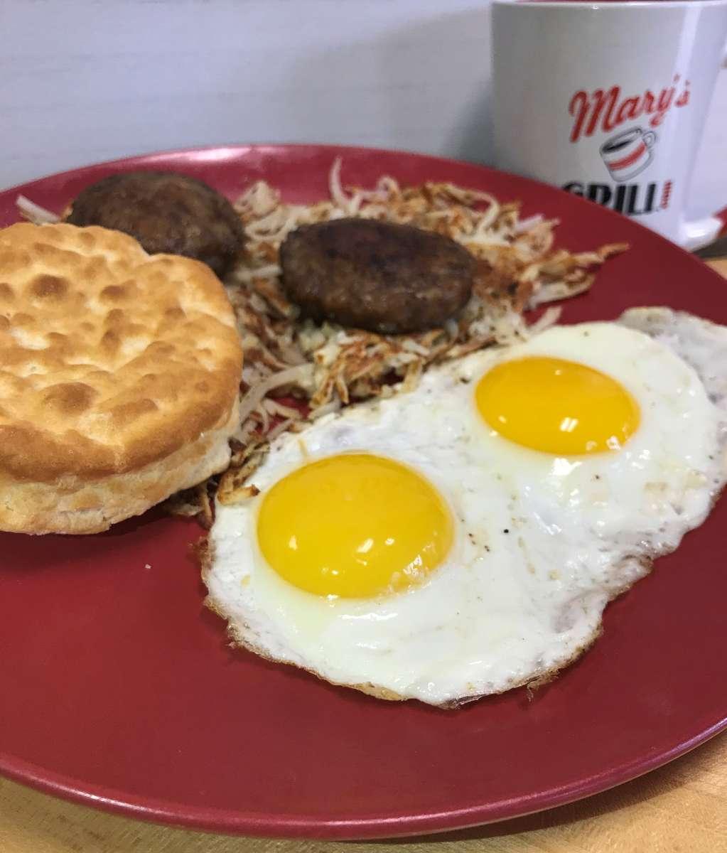 Mary's Breakfast