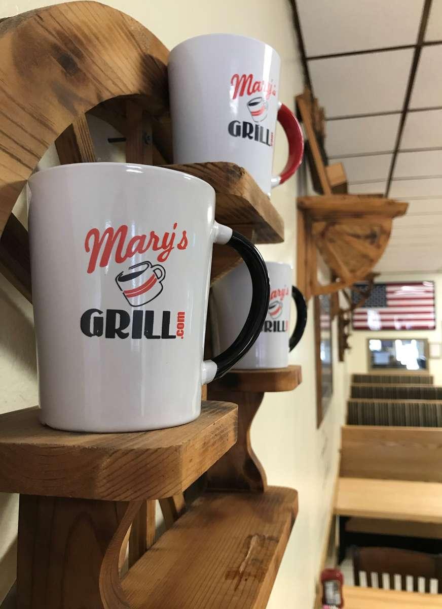 Mary's Coffee Mug