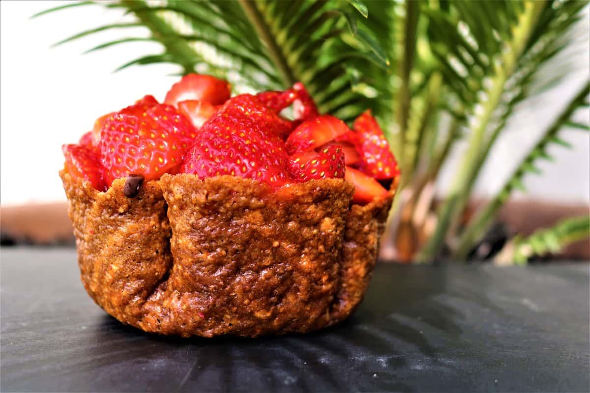 Famous Strawberry Tart