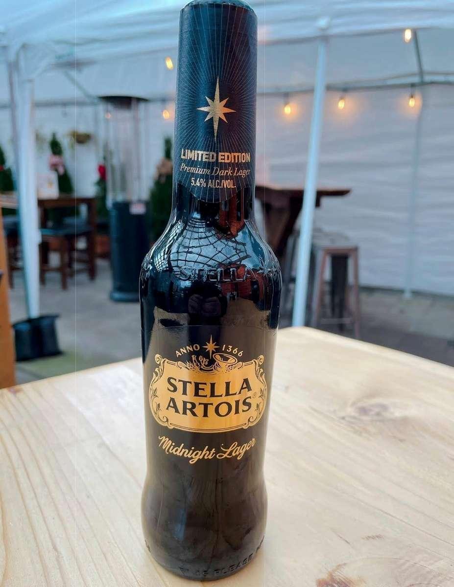 Stella (Lager or dark Lager)