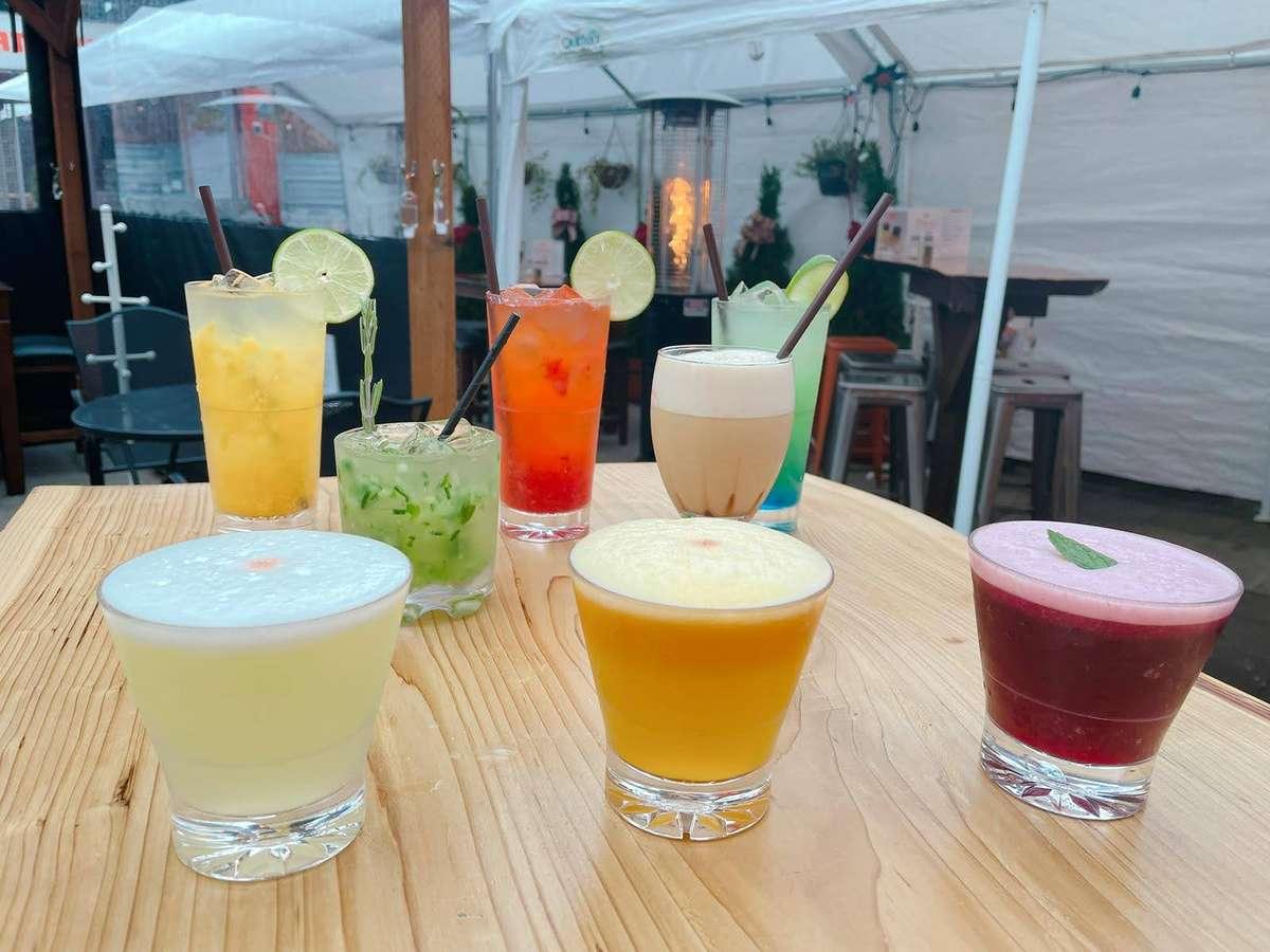 Cocktail assortment