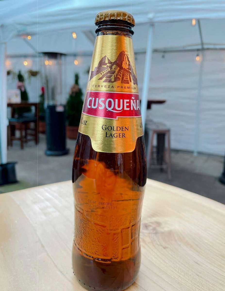 Cusquena (Gold Lager)