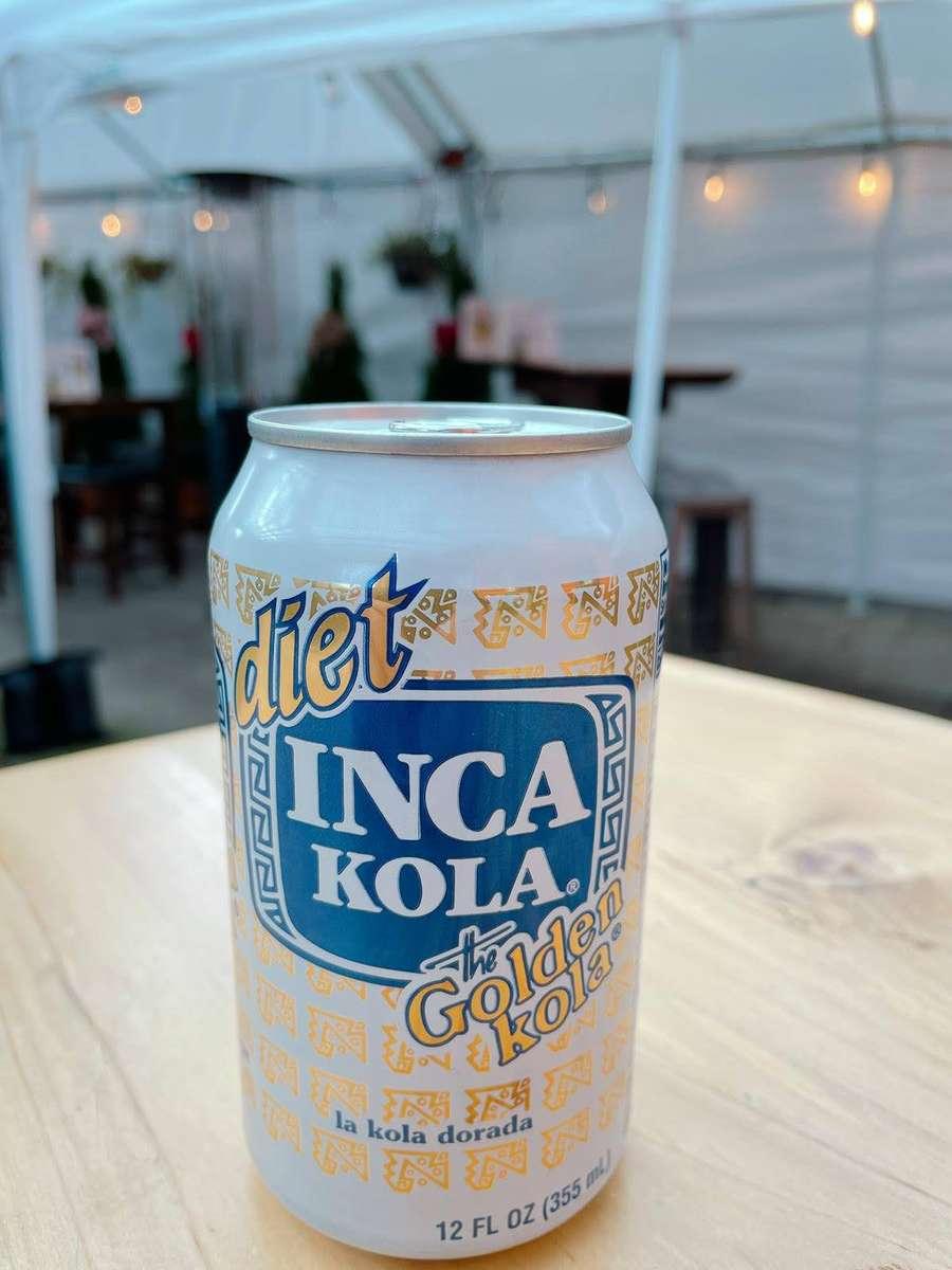 Inca Kola Diet