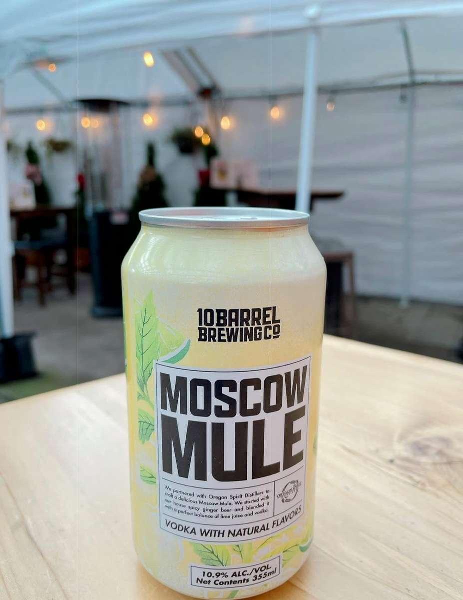 10 Barrel Moscow Mule