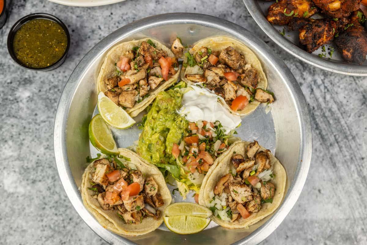 Little Village Tacos